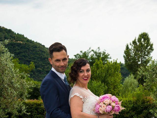 Il matrimonio di Alessandro e Valentina a Erbusco, Brescia 29