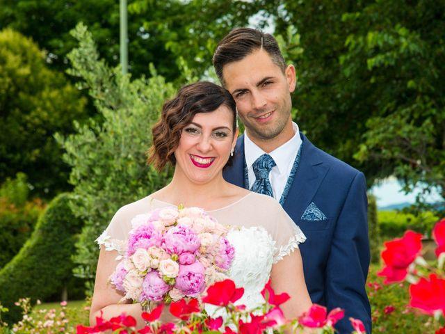 Il matrimonio di Alessandro e Valentina a Erbusco, Brescia 30