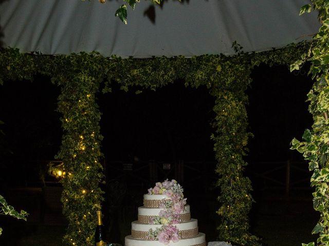 Il matrimonio di Alessandro e Valentina a Erbusco, Brescia 45