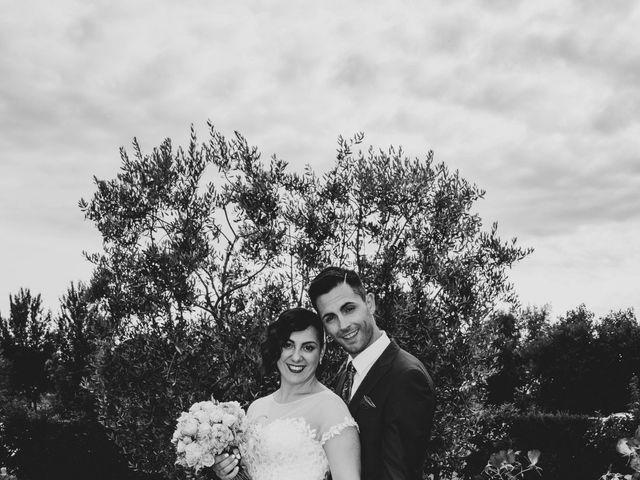 Il matrimonio di Alessandro e Valentina a Erbusco, Brescia 27
