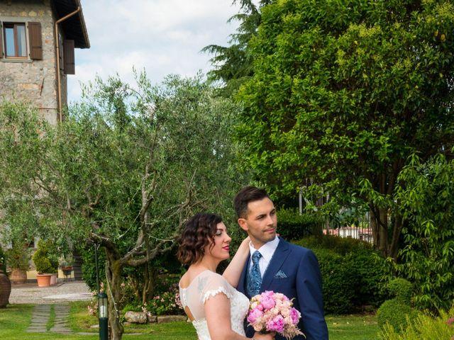 Il matrimonio di Alessandro e Valentina a Erbusco, Brescia 33