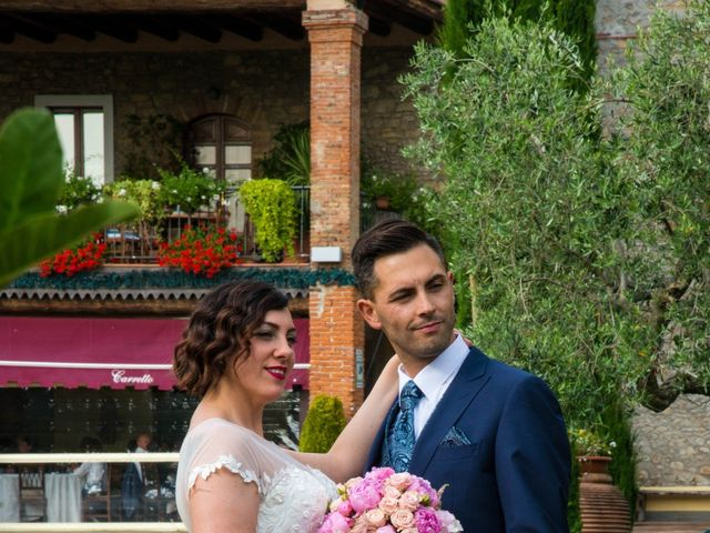 Il matrimonio di Alessandro e Valentina a Erbusco, Brescia 34