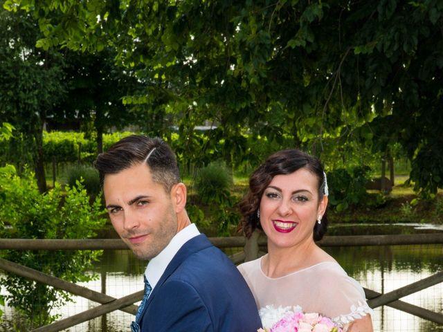 Il matrimonio di Alessandro e Valentina a Erbusco, Brescia 35
