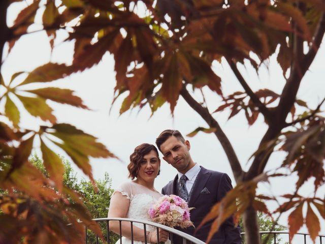 Il matrimonio di Alessandro e Valentina a Erbusco, Brescia 36