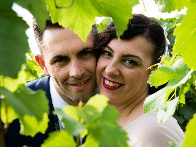 Il matrimonio di Alessandro e Valentina a Erbusco, Brescia 37