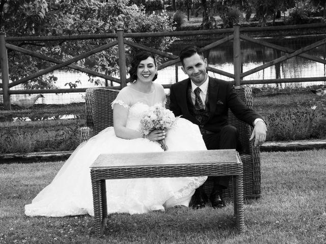 Il matrimonio di Alessandro e Valentina a Erbusco, Brescia 38