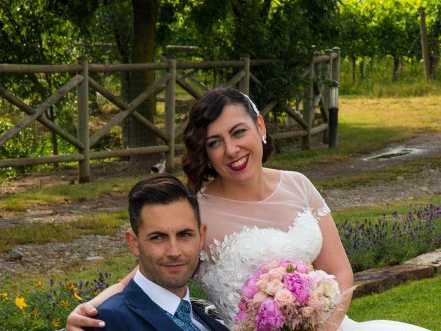Il matrimonio di Alessandro e Valentina a Erbusco, Brescia 39