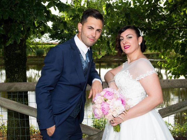 Il matrimonio di Alessandro e Valentina a Erbusco, Brescia 40