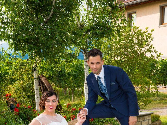 Il matrimonio di Alessandro e Valentina a Erbusco, Brescia 41