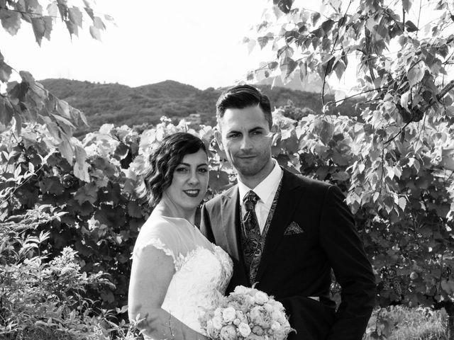 Il matrimonio di Alessandro e Valentina a Erbusco, Brescia 42