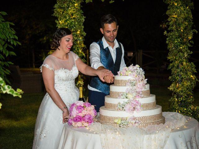 Il matrimonio di Alessandro e Valentina a Erbusco, Brescia 46