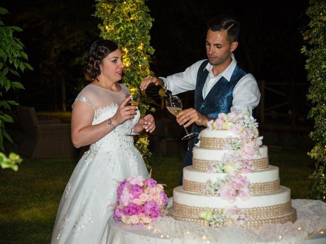 Il matrimonio di Alessandro e Valentina a Erbusco, Brescia 47
