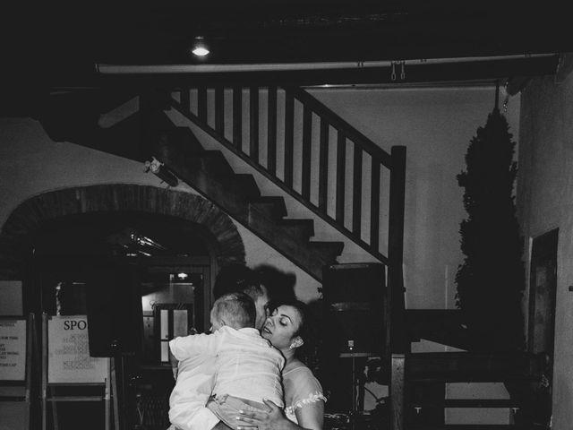 Il matrimonio di Alessandro e Valentina a Erbusco, Brescia 49