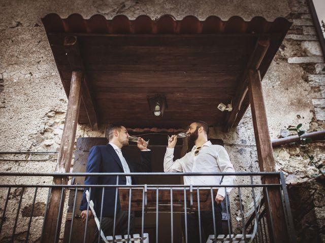 Il matrimonio di Valerio e Cleo a Roma, Roma 19