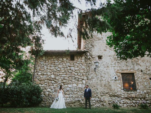 Il matrimonio di Valerio e Cleo a Roma, Roma 44