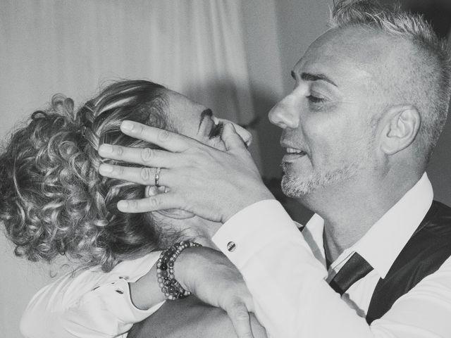 Le nozze di Claudia e Massimiliano