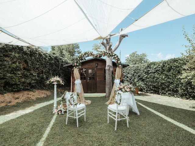 Il matrimonio di Duncan e Selene a Massa, Massa Carrara 4