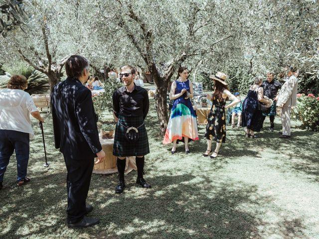 Il matrimonio di Duncan e Selene a Massa, Massa Carrara 23