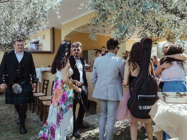 Il matrimonio di Duncan e Selene a Massa, Massa Carrara 24