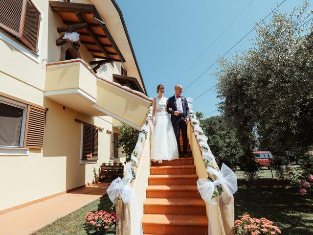 Il matrimonio di Duncan e Selene a Massa, Massa Carrara 26