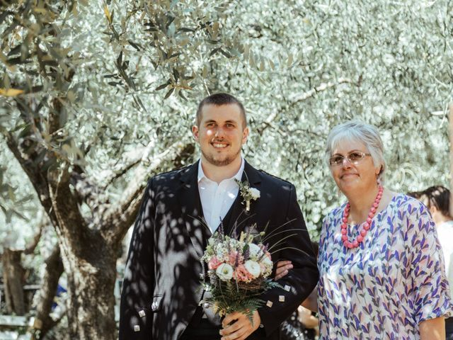 Il matrimonio di Duncan e Selene a Massa, Massa Carrara 27