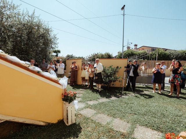 Il matrimonio di Duncan e Selene a Massa, Massa Carrara 28