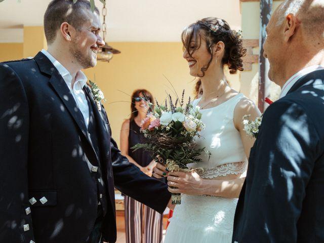 Il matrimonio di Duncan e Selene a Massa, Massa Carrara 30