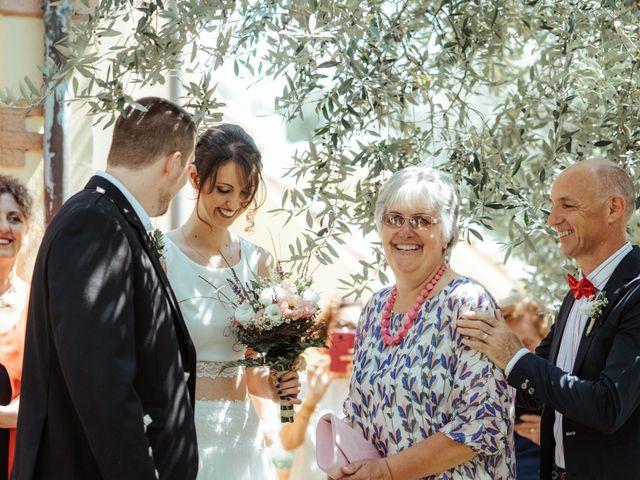 Il matrimonio di Duncan e Selene a Massa, Massa Carrara 31