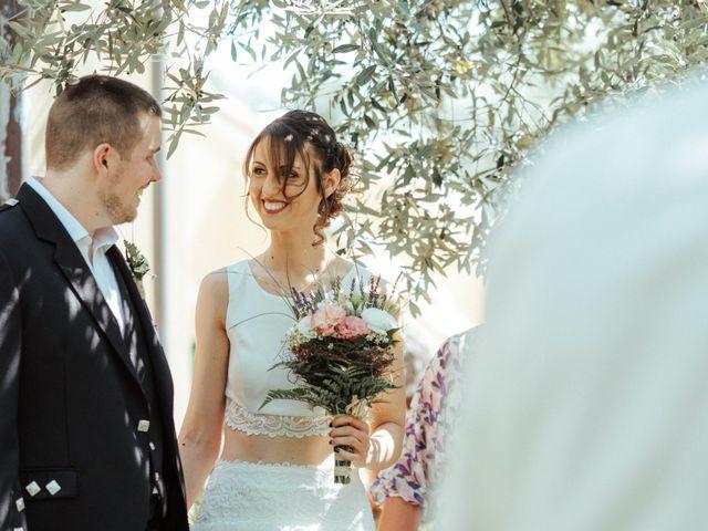 Il matrimonio di Duncan e Selene a Massa, Massa Carrara 32