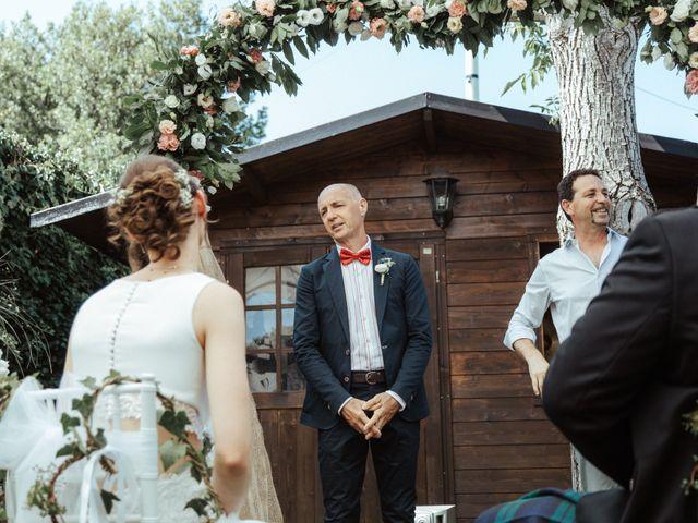 Il matrimonio di Duncan e Selene a Massa, Massa Carrara 34