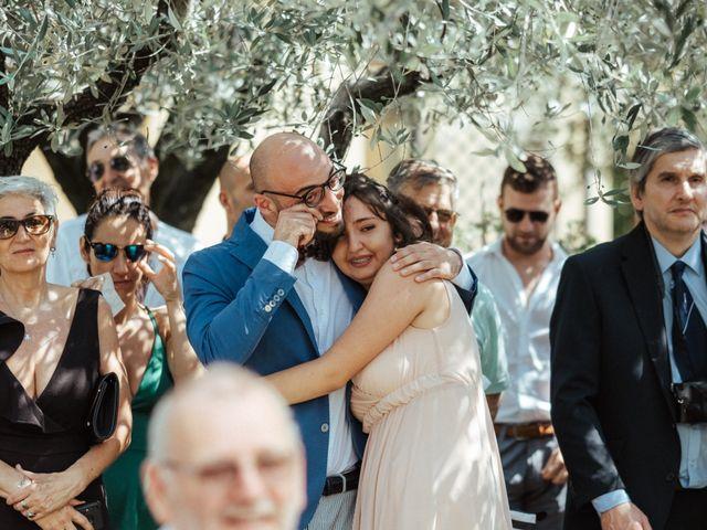 Il matrimonio di Duncan e Selene a Massa, Massa Carrara 38