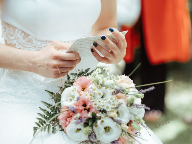 Il matrimonio di Duncan e Selene a Massa, Massa Carrara 39