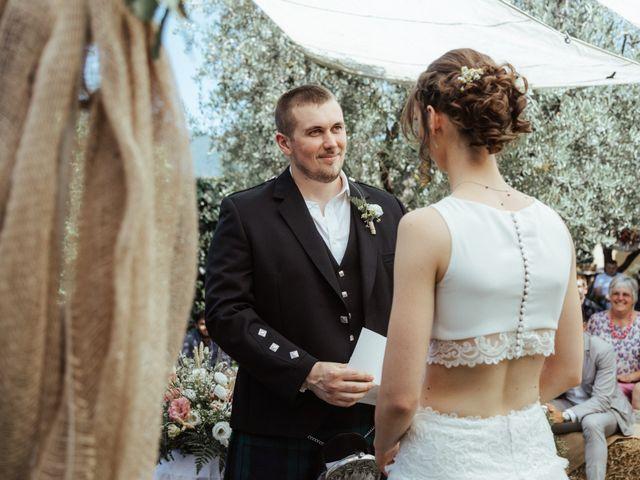Il matrimonio di Duncan e Selene a Massa, Massa Carrara 40