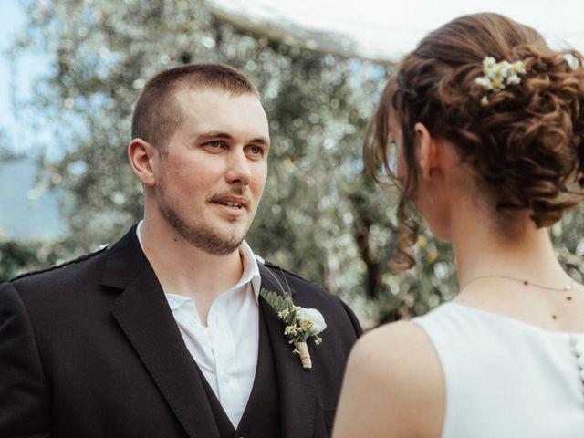 Il matrimonio di Duncan e Selene a Massa, Massa Carrara 41