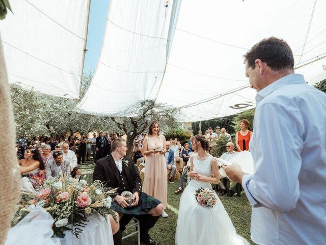 Il matrimonio di Duncan e Selene a Massa, Massa Carrara 44