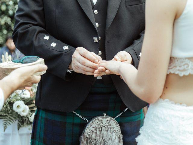 Il matrimonio di Duncan e Selene a Massa, Massa Carrara 46