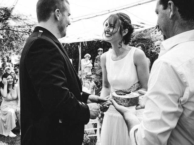Il matrimonio di Duncan e Selene a Massa, Massa Carrara 47