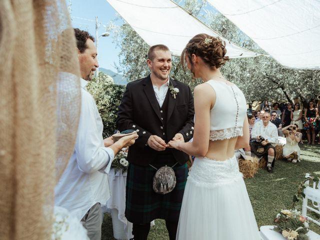 Il matrimonio di Duncan e Selene a Massa, Massa Carrara 48