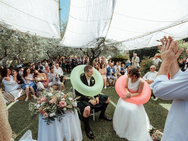 Il matrimonio di Duncan e Selene a Massa, Massa Carrara 51