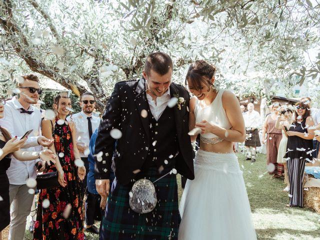 Il matrimonio di Duncan e Selene a Massa, Massa Carrara 54