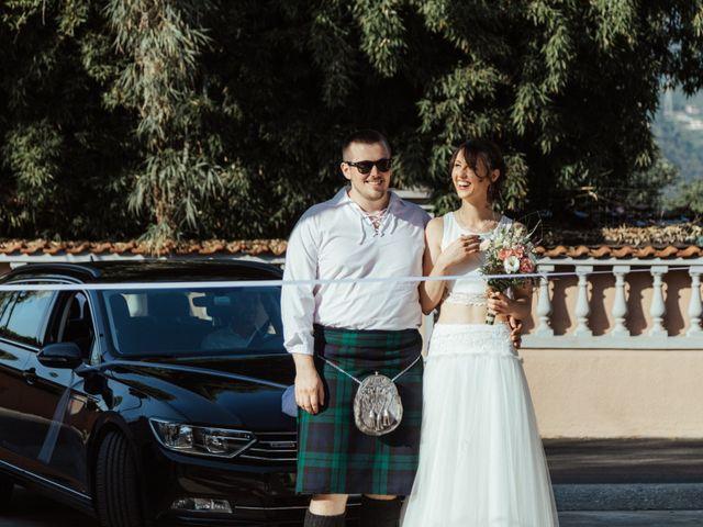 Il matrimonio di Duncan e Selene a Massa, Massa Carrara 60