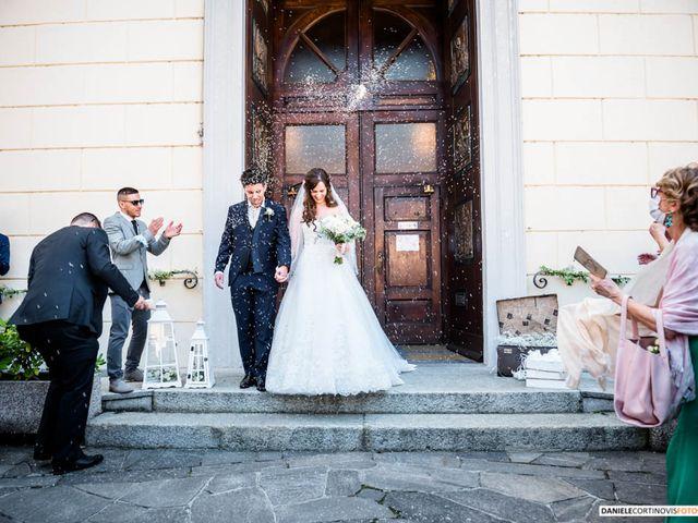Il matrimonio di Davide  e Sara a Paderno Dugnano, Milano 2