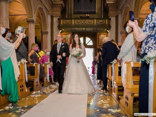 Il matrimonio di Davide  e Sara a Paderno Dugnano, Milano 5