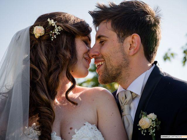 Il matrimonio di Davide  e Sara a Paderno Dugnano, Milano 8