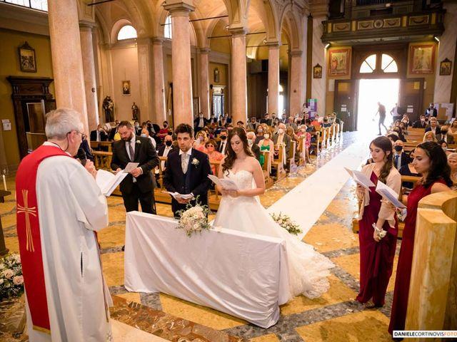 Il matrimonio di Davide  e Sara a Paderno Dugnano, Milano 13