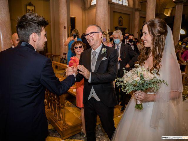 Il matrimonio di Davide  e Sara a Paderno Dugnano, Milano 14