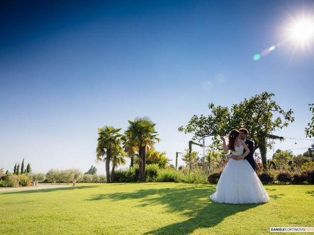 Il matrimonio di Davide  e Sara a Paderno Dugnano, Milano 18