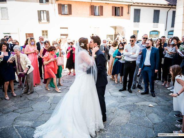 Il matrimonio di Davide  e Sara a Paderno Dugnano, Milano 20