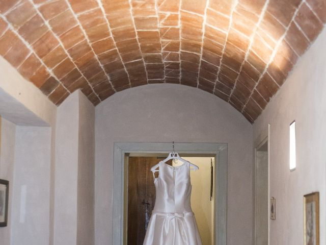 Il matrimonio di Duccio e Francesca a Vinci, Firenze 3