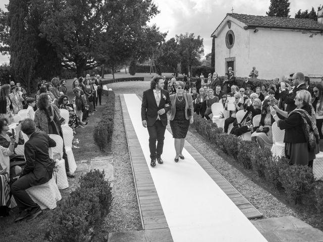 Il matrimonio di Duccio e Francesca a Vinci, Firenze 28